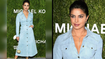 f081d7180e Slay or Nay  Priyanka Chopra in Michael Kors for the Golden Heart Awards  2018