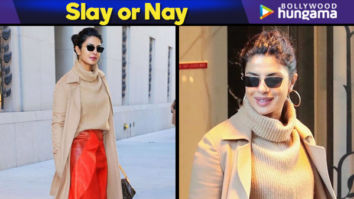 Slay or Nay - Priyanka out and about in NYC (Featured)