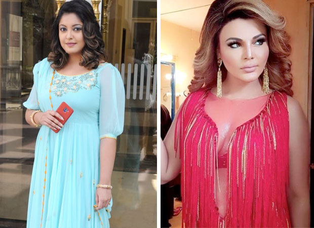 Tanushree Dutta files a defamation complaint worth Rs 10 crores against Rakhi Sawant