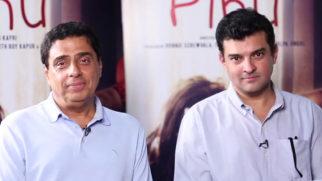 """Shah Rukh Khan is CHARMING, Ranbir Kapoor is…"" Siddharth Roy Kapoor Rapid Fire Pihu"