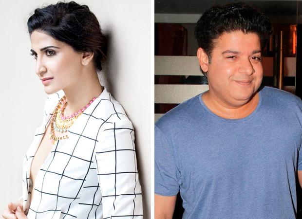 """""""Would Sajid Khan ask Janhvi Kapoor or Sara Ali Khan such a question?"""" - Aahana Kumra on Sajid asking her if she would do it with a DOG"""