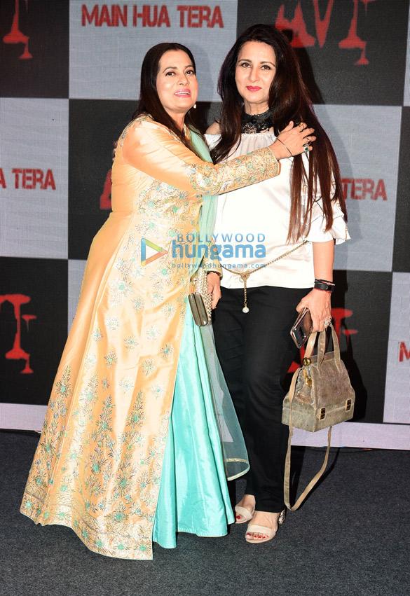Amitabh Bachchan unveils Avitesh Shrivastava's single 'Main Hua Tera' (12)