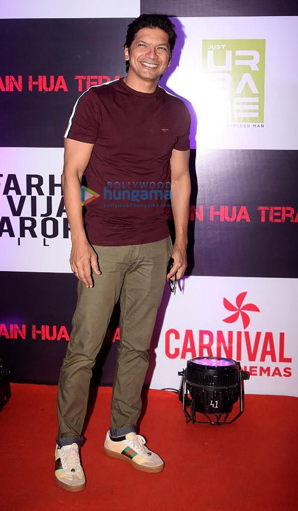 Amitabh Bachchan unveils Avitesh Shrivastava's single 'Main Hua Tera' (7)