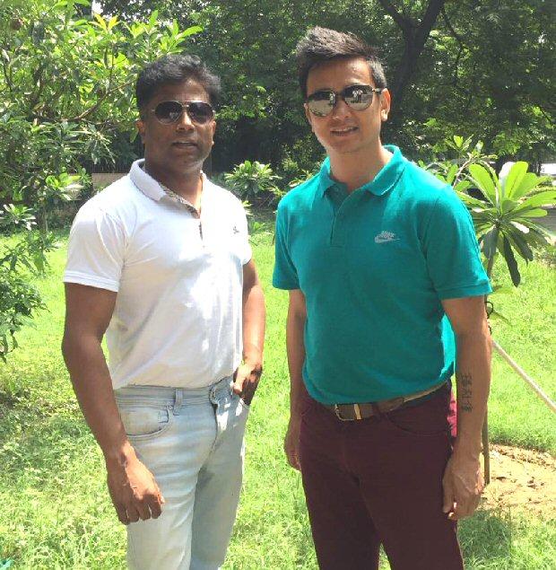 Anand Kumar to make a biopic on footballer Bhaichung Bhutia