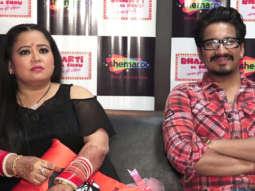 Bharti Singh at the launch of her new show Bharti Ka Show- Aana Hi Padega