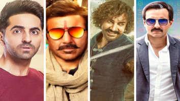 Box Office Badhaai Ho, Bhaiyaji Superhit, Thugs of Hindostan, Andhadhun, Baazaar. Tumbbad