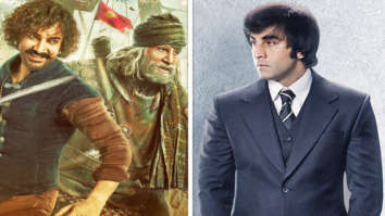 Box Office Thugs of Hindostan out beats Sanju; becomes the highest opening day grosser of 2018