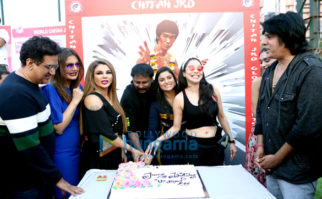 Celebs celebrate 78th birth anniversary of Bruce Lee at Celebration Club