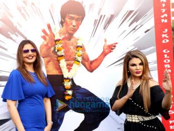 Celebs celebrate 78th birth anniversary of Bruce Lee at Celebration Club
