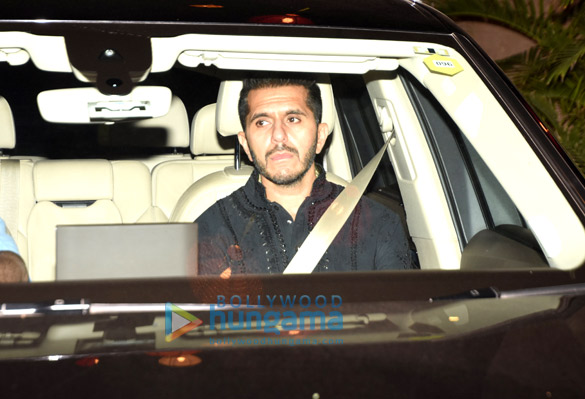 Celebs grace Abu Jani and Sandeep Khosla's Diwali party in Juhu
