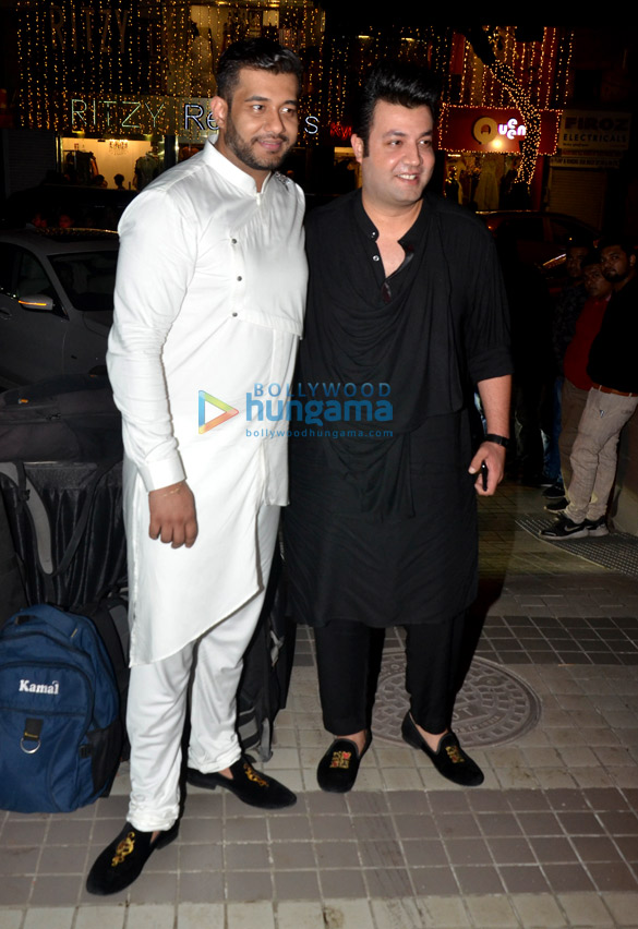 Celebs grace Avi Mittal's Diwali party