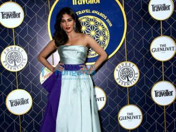 Chitrangda Singh snapped at Conde Nast Traveller' Travel Choice Awards 2018
