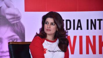 FULL: Twinkle Khanna attends Save the Children event as Artist Ambassador