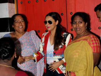 Gauri Khan snapped at The Korner House