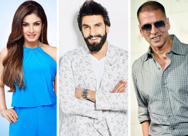Here's why Raveena Tandon THREW Ranveer Singh out from the sets of Akshay Kumar's film