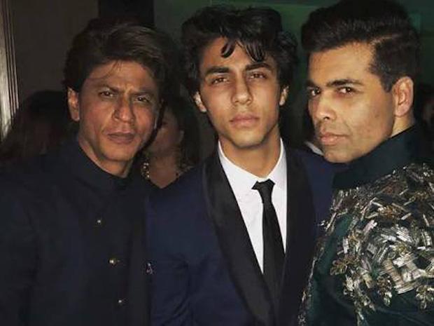 Karan Johar's birthday wish Aryan Khan will sure melt Shah Rukh Khan and Gauri's heart!