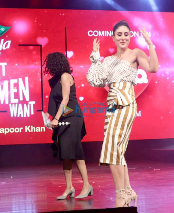 Kareena Kapoor Khan snapped at the launch of 'What Women Want' show of Ishq 104.8 FM (6)