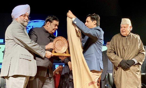 Kashmir World Film Festival opens in Srinagar with Tabu and Madhur Bhandarkar