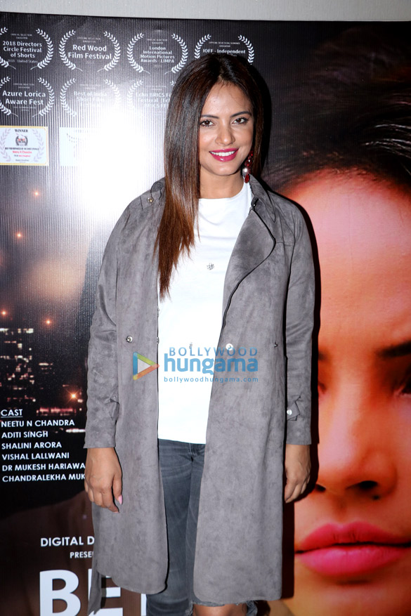 Neetu Chandra grace the 'Beti' event (4)