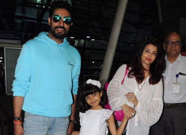 On her birthday, Aishwarya Rai Bachchan takes off to Goa and the surprise trip was planned by her doting hubby Abhishek Bachchan