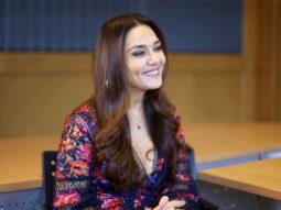 "Preity Zinta ""No one ROMANCES like SHAH RUKH KHAN "" Bhaiaji Superhit Talking Films"