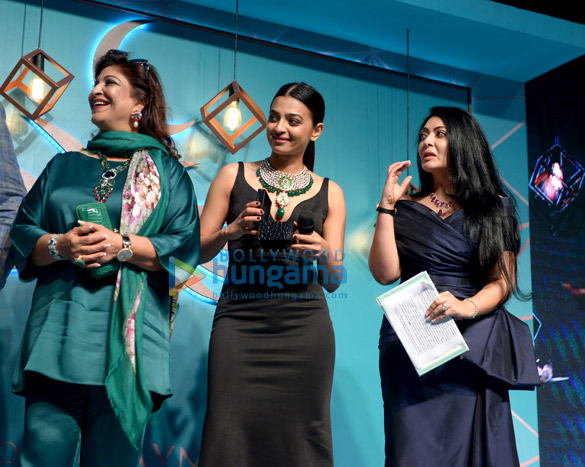 Radhika Apte graces the launch of jewellery line 'House of Aynat'