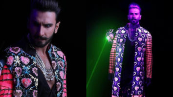 Ranveer Singh – Deepika Padukone Wedding Party_ Baba channelises his inner Khilji, shows is true COLOURS! (Featured)