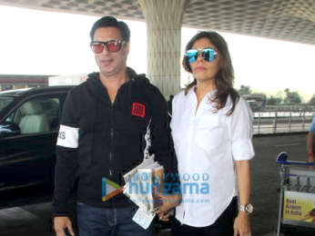 Salman Khan, Madhur Bhandarkar and others snapped at the airport