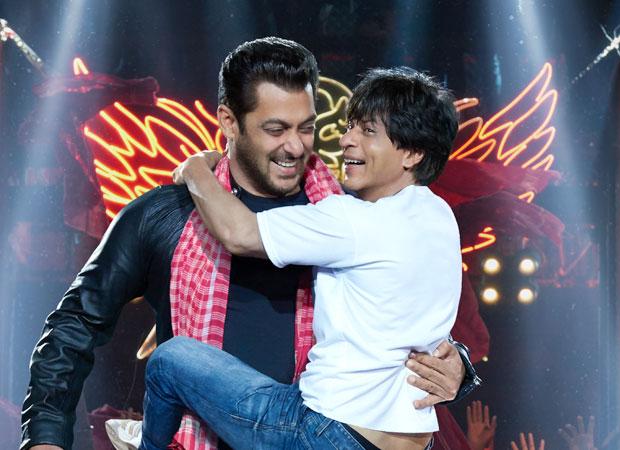 Shah Rukh Khan and Salman Khan to come together on Bigg Boss 12