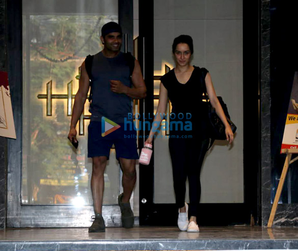 Shraddha Kapoor spotted at a gym in Bandra (2)