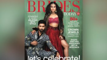 Sonakshi Sinha and Vicky Kaushal for Brides Today photoshoot (2)