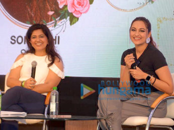 Sonakshi Sinha attends India's BIG Health show event