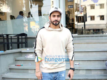 Sunny Singh Nijjar spotted at Coffee by DiBella in Juhu
