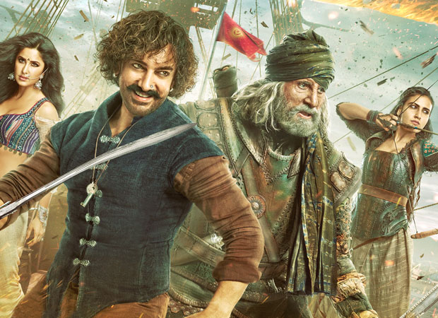 Thugs Of Hindostan all set to break records and cross Rs. 50 crore on Day 1, feels trade!