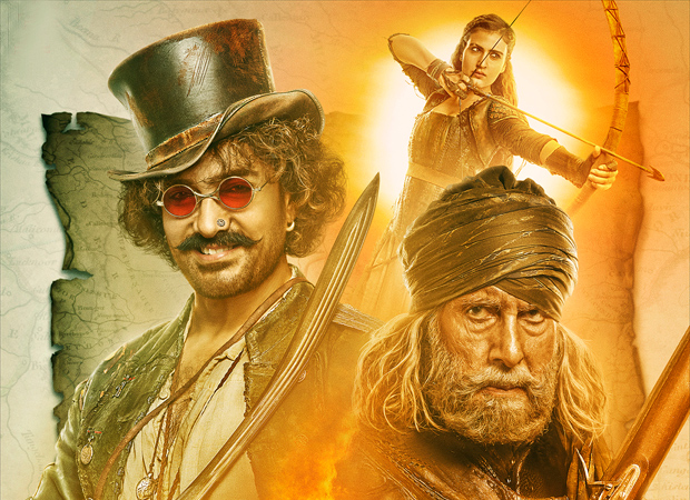 Thugs of Hindostan collects approx. 6.4 mil. USD [Rs. 46.66 cr.] in overseas