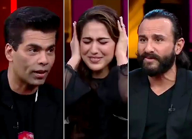 WATCH: Saif Ali Khan has an EPIC reaction when Sara Ali Khan says she wants to marry Ranbir Kapoor but date Kartik Aaryan