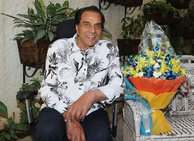 """""""The love of my friends and fans has kept me going all these years,"""" says Dharmendra as he turns 83"""