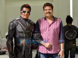 On The Sets Of The Movie 2.0
