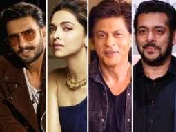 2018's Most Memorable Moments SRK Salman Sara Ranveer