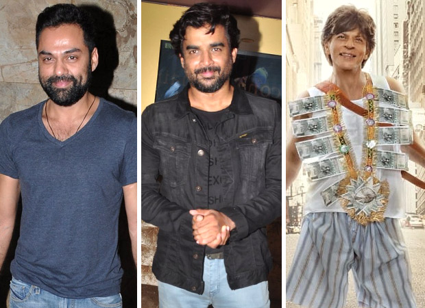 Abhay Deol and R Madhavan to have a special appearance in Shah Rukh Khan starrer Zero