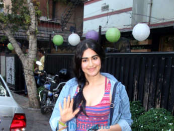 Adah Sharma spotted in Bandra