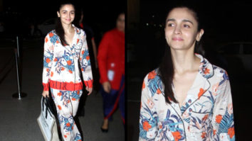 Airport Slay or Nay - Alia Bhatt in Gucci (Featured)