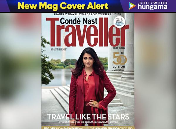 Aishwarya Rai Bachchan for CN Traveller India