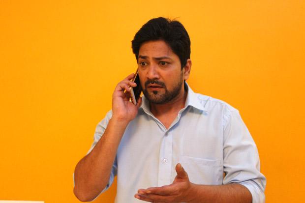 Aniket Vishwasrao to play a lingerie salesman in his debut web-series, Padded Ki Pushup, on Hungama Play