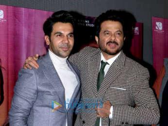 Anil Kapoor, Sonam Kapoor Ahuja, Rajkummar Rao and others snapped at trailer viewing of Ek Ladki Ko Dekha Toh Aisa Laga