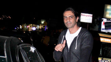 Arjun Rampal snapped in Bandra