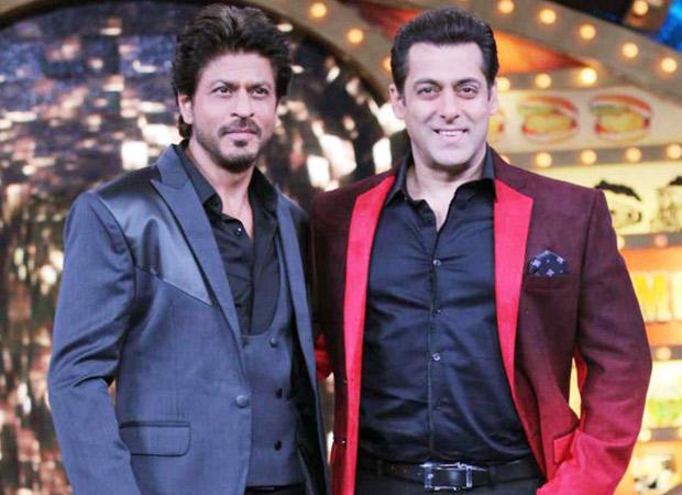 BROMANCE OVERLOAD! Bigg Boss 12: Shah Rukh Khan and Salman Khan to