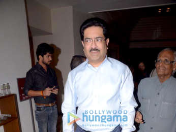 Celebs attend prayer meet of late Nana Chudasama