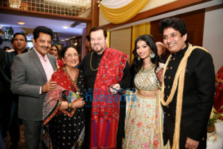 Celebs grace Tabassum's grand daughter Karishma's wedding reception