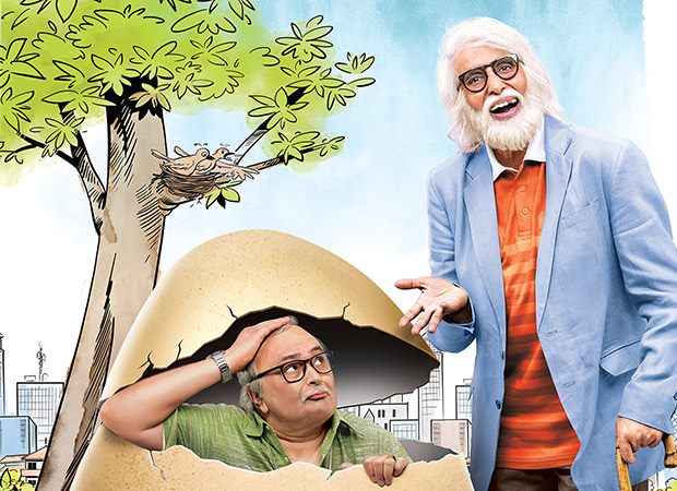 China Box Office 102 Not Out off to a slow start, collects USD 1.22 million (Rs 8.51 cr) on Day 1